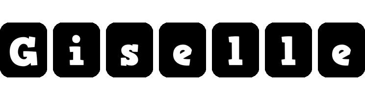 Giselle box logo