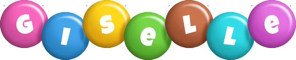 Giselle candy logo
