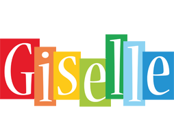 Giselle colors logo