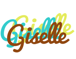 Giselle cupcake logo