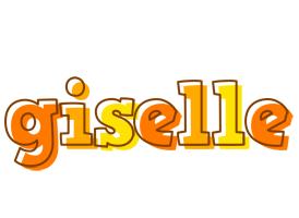 Giselle desert logo