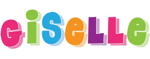 Giselle friday logo