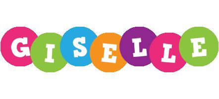 Giselle friends logo