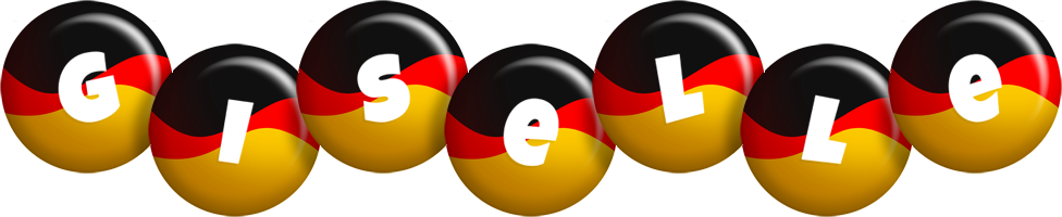 Giselle german logo