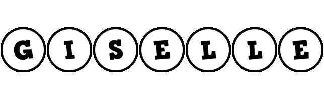 Giselle handy logo