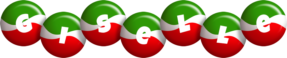Giselle italy logo