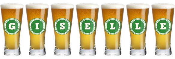 Giselle lager logo