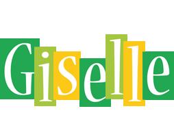 Giselle lemonade logo