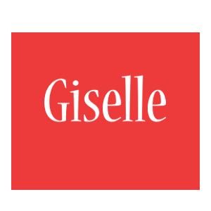 Giselle love logo