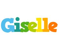 Giselle rainbows logo