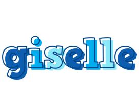 Giselle sailor logo