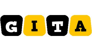 Gita boots logo