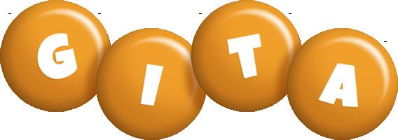 Gita candy-orange logo