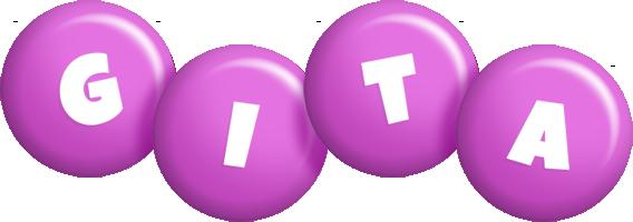 Gita candy-purple logo