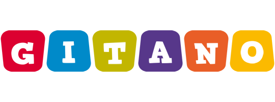 Gitano kiddo logo