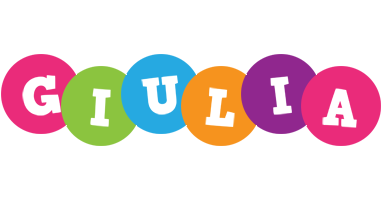 Giulia friends logo