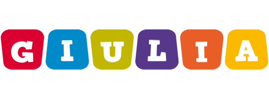 Giulia kiddo logo