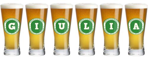 Giulia lager logo