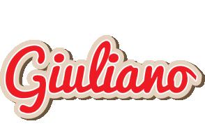 Giuliano chocolate logo