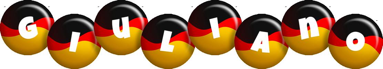 Giuliano german logo