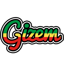 Gizem african logo