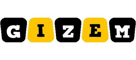 Gizem boots logo
