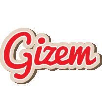 Gizem chocolate logo