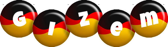 Gizem german logo