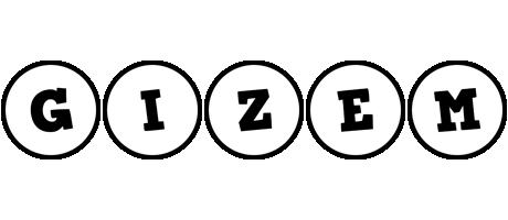 Gizem handy logo