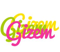 Gizem sweets logo