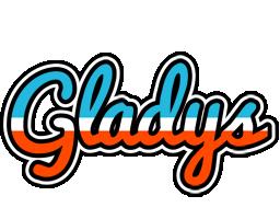 Gladys america logo