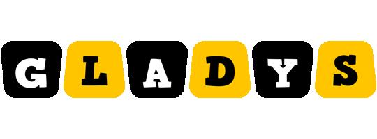 Gladys boots logo