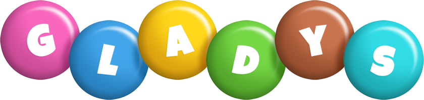 Gladys candy logo