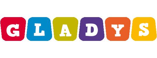 Gladys daycare logo