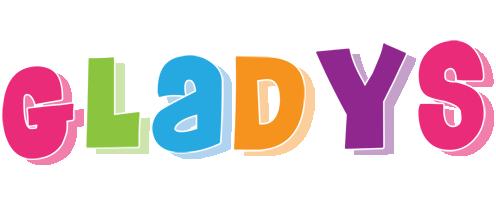 Gladys friday logo