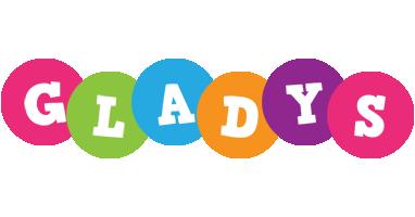 Gladys friends logo
