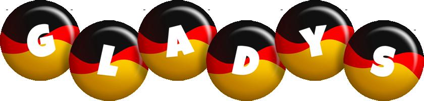 Gladys german logo