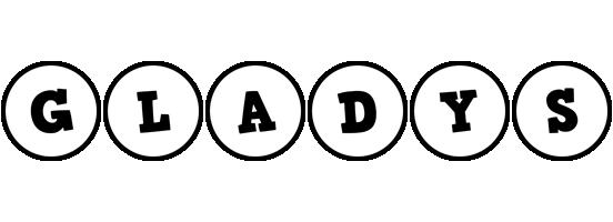 Gladys handy logo