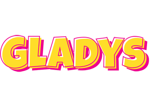 Gladys kaboom logo