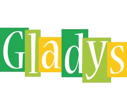 Gladys lemonade logo