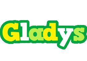 Gladys soccer logo