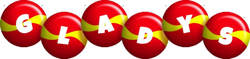 Gladys spain logo