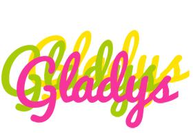 Gladys sweets logo