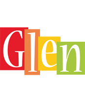Glen colors logo