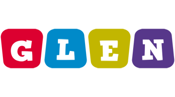 Glen daycare logo