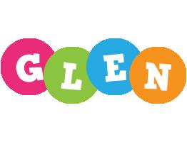 Glen friends logo