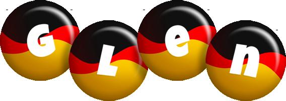 Glen german logo
