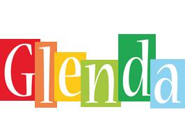 Glenda colors logo