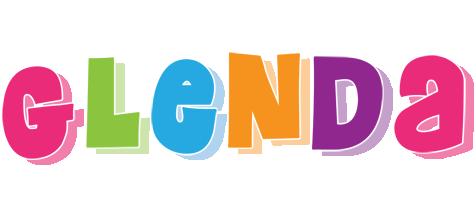 Glenda friday logo