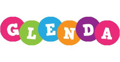 Glenda friends logo